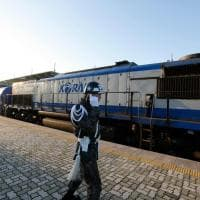 Da Seul a Pyongyang in treno: è la prima volta in dieci anni