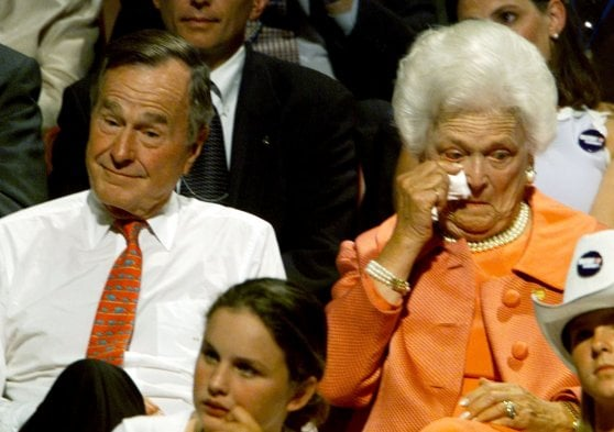 È morto George H.W. Bush, il 41° presidente Usa