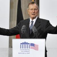 Morto George Bush senior, la storia per immagini del 41° presidente Usa