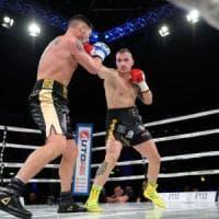Boxe, Turchi non delude a Firenze: Conquest demolito al settimo round