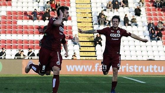 Serie B: Cittadella al secondo posto, sorridono Cremonese, Cosenza e Ascoli