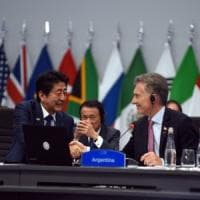 Al G-20 vince Trump, nessuna condanna del protezionismo