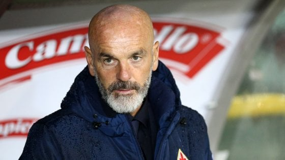 "Fiorentina, Pioli: ""Gara equilibrata. Rigore? Non c'era"""