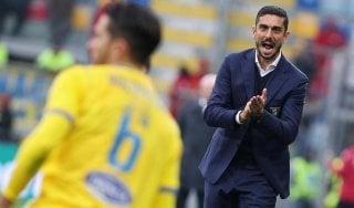 """Frosinone, Longo: """"Meritavamo di vincere"""""""