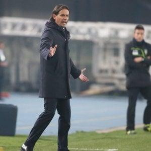 """Lazio, l'Inzaghi: """"Avrei tolto tutti all'intervallo, andare in ritiro è un'opzione"""""""