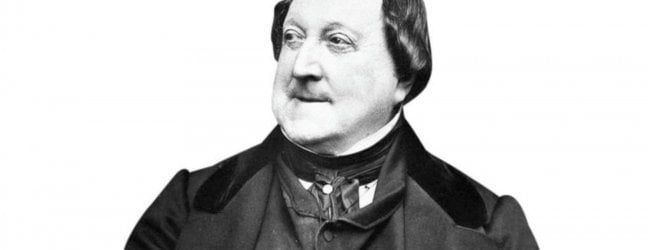 Quando Rossini voleva diventare Shakespeare