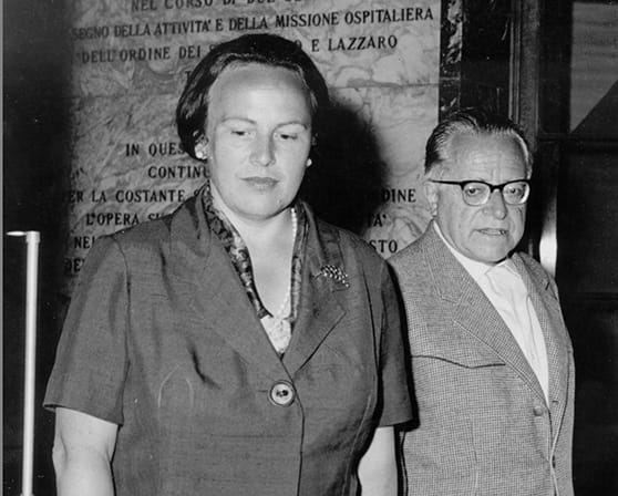 L'amore al tempo del comunismo: le lettere di Nilde Iotti a Palmiro Togliatti