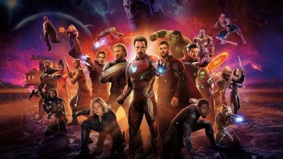 'Avengers' vince il Biglietto d'oro. 'Come un gatto in tangeziale' l'italiano più visto