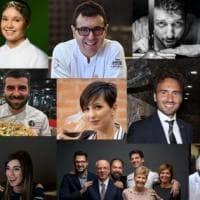 E gli chef dell'anno (per Identità Golose) sono Karime Lopez e Gianluca Gorini