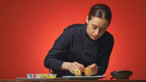 A Ponteranica, per Marcella cucinare è un'arte in tutti i sensi