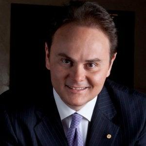 Matteo Lunelli, presidente Cantine Ferrari