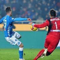 Atalanta-Napoli 1-2: perla di Milik, gli azzurri restano a -8 dalla Juve