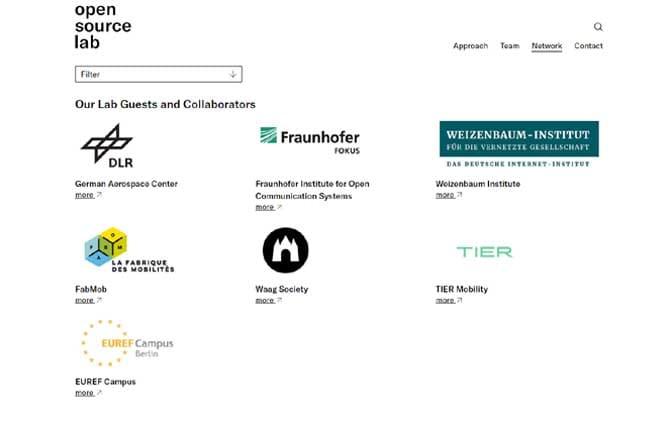 Open Source Lab, idee Volkswagen per la mobilità sostenibile
