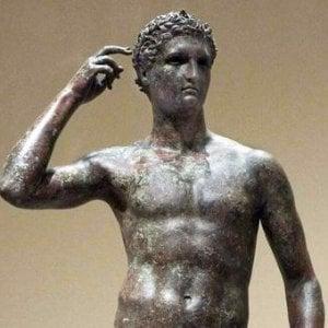 """Atleta vittorioso di Lisippo, Cassazione: """"La statua torni in Italia"""""""