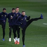 Juventus, Allegri perde Barzagli: si teme un lungo stop