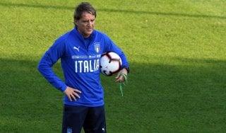Nazionale, Mancini: ''Obiettivo Europei, al lavoro per vincerli''