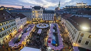 Bratislava, piccola regina