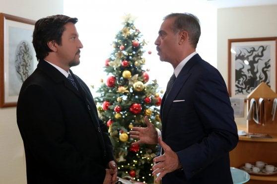 """Il 'Natale a 5 stelle' dei fratelli Vanzina. Enrico: """"In ricordo di Carlo, ma non chiamatelo cinepanettone"""""""