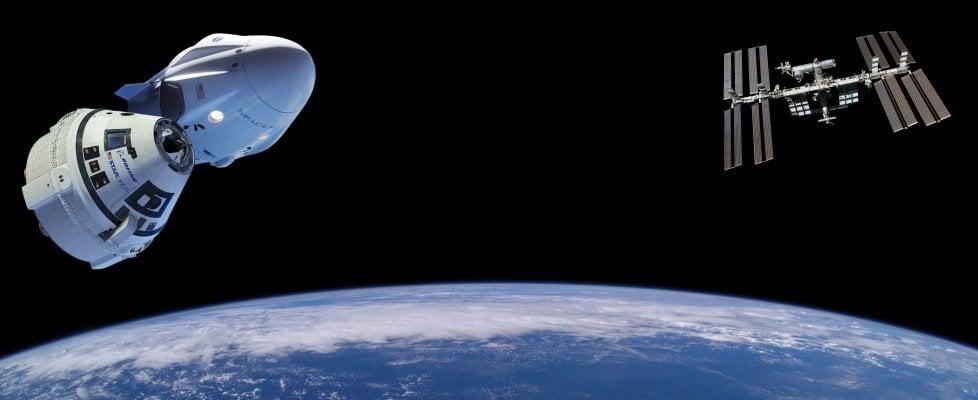 Nasa, quasi pronti i taxi per la Stazione spaziale internazionale