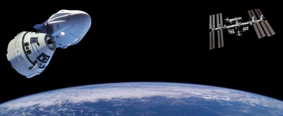 Statunitense cruciverba spaziale capsula