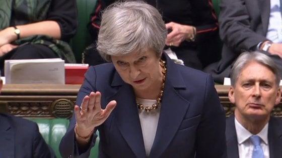 """Brexit, la Camera dei Comuni accusa il governo di """"oltraggio al Parlamento"""""""