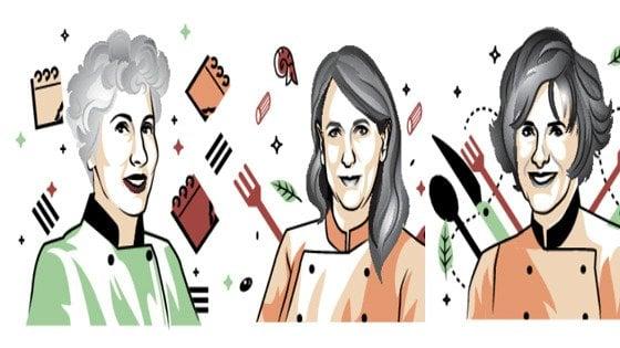 Federica Pellegrini cucina la pasta e la Capotondi fa la pasticciera: la Fantacucina di Davide Oldani