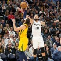 Basket, Nba: crisi senza fine per San Antonio, Dallas prosegue la rincorsa