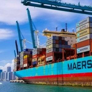 Maersk, il colosso dei mari sarà carbon free entro il 2050