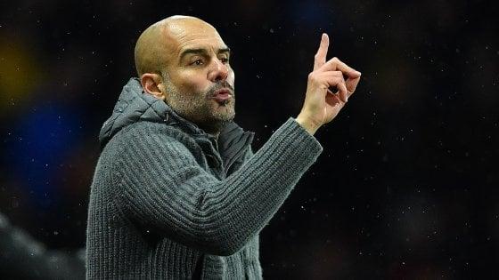 """Manchester City rischia esclusione coppe. Guardiola: """"Si faccia chiarezza"""""""