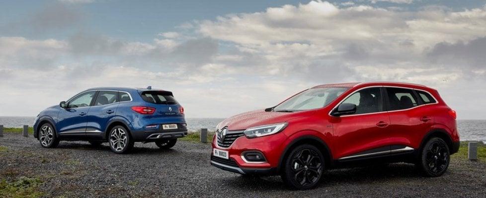 Nuova Renault Kadjar, nuovi motori e abitacolo rivisto