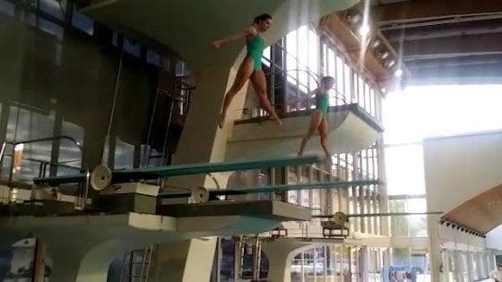Tuffi, Cagnotto-Dallapè di nuovo sul trampolino: obiettivo Tokyo 2020