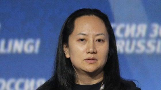 Arrestata in Canada, su richiesta USA, la figlia del fondatore di Huawei