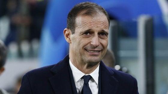 """Juventus, Allegri: """"Non abbiamo ammazzato il campionato, si vince a maggio"""""""
