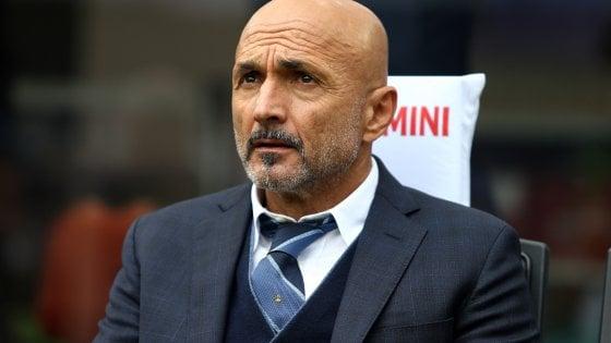 """Inter, Spalletti: """"Vogliamo vincere contro chiunque. La Juve non è solo Ronaldo"""""""