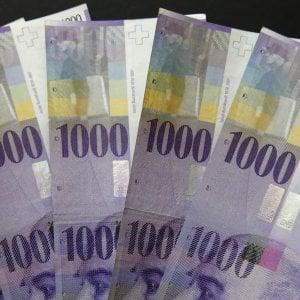 Soldi in Svizzera, i patrimoni italiani già oltre 11 miliardi