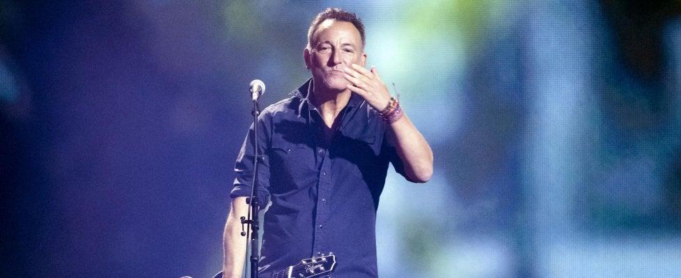 """Bruce Springsteen 'on Broadway' su Netflix: """"Gli ultimi anni per me sono stati accidentati"""""""