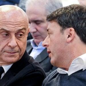 """Congresso Pd, Matteo Renzi&#x3b;  """"Non voglio fare scissioni. Non lavoro ad altri progetti"""""""