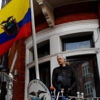 "Wikileaks, Assange non lascia ambasciata londinese dell'Ecuador: ""Manovra diversiva"""