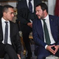 """Governo, Di Maio a Salvini: """"Rivedere il contratto? Sì, ma dopo il 2019"""""""