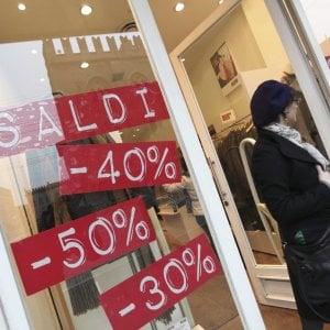 Istat, a ottobre vendite al dettaglio in lieve aumento