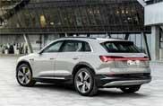 Audi e-tron, al via la prevendita