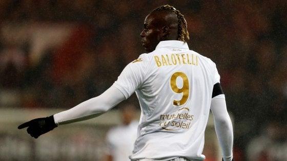Balotelli scaricato dal Nizza: