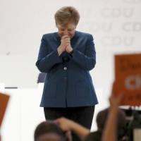 """Germania, Merkel difende la sua eredità aprendo il Congresso della Cdu: """"Noi non..."""