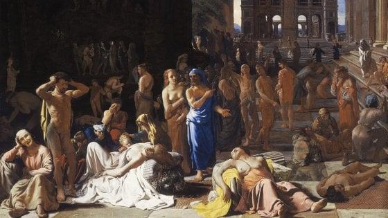 Il batterio della peste trovato in un corpo di 5.000 anni fa
