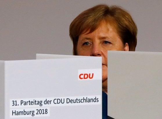 Germania, è Annegret Kramp-Karrenbauer la nuova leader Cdu