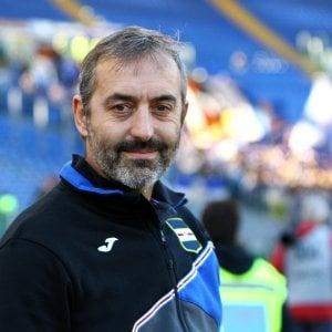 """Sampdoria, Giampaolo: """"Lazio Ferrari ingolfata? Non saremo i meccanici"""""""
