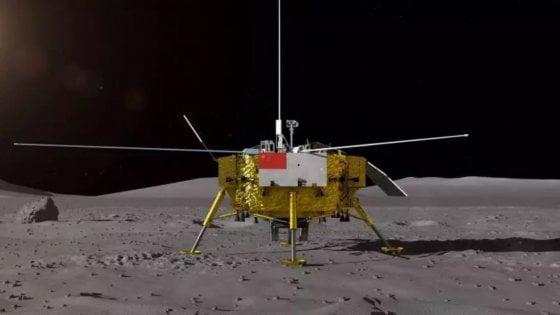 Cina lancia sonda per lasco oscuro Luna