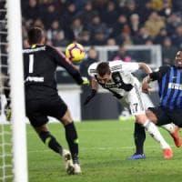 Juventus-Inter 1-0: bianconeri da record, decide Mandzukic