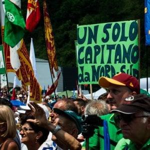 Lega, Salvini alla sfida della piazza: 200 pullman e 3 treni per la manifestazione a Roma
