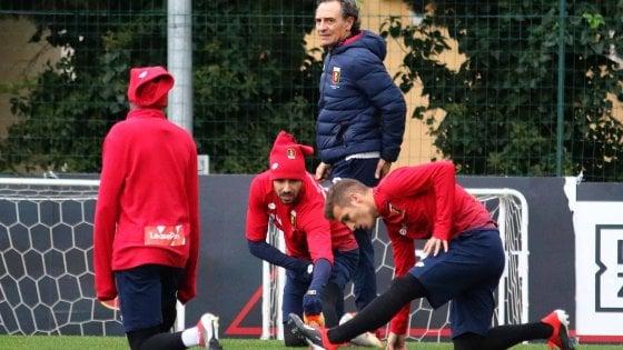 """Genoa, Prandelli si presenta: """"Come riprendere a pedalare''"""